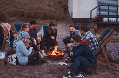 5 Day Camping Menu
