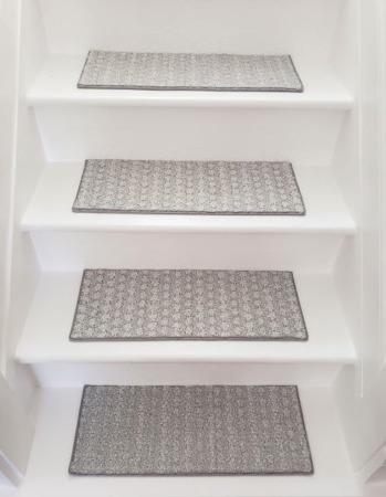 Diy Stair Carpet Remnant Treads