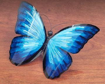 Bottle Butterfly