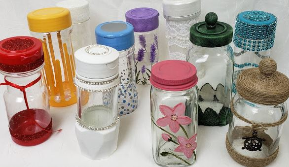 Unique And Practical Ways To Re-Purpose Spice Bottles