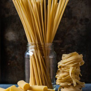 Diy Pasta Racks