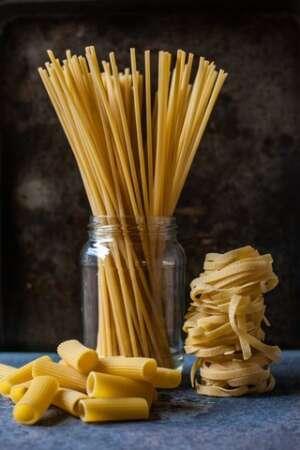DIY Pasta Drying Racks