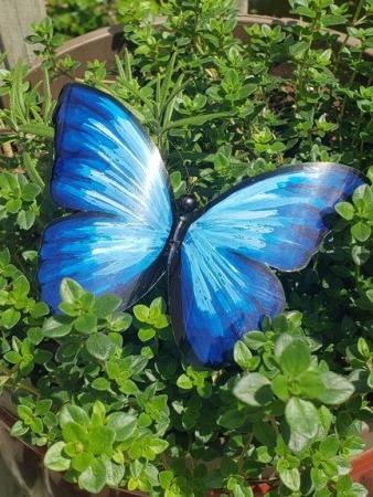 Diy Plastic Bottle Butterfly Decoration