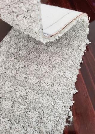 Dollar Tree Carpet Stair Treads Cut In Half