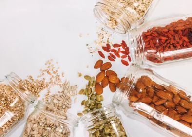 Storing Seeds In Spice Bottle
