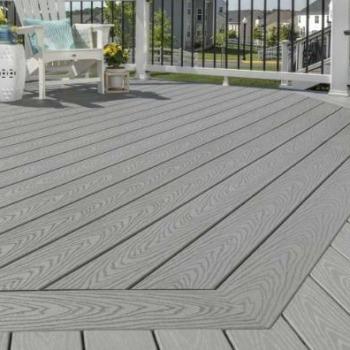 Trex Composite Deck Tips