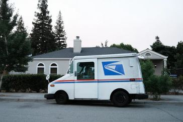 USPS Tracking Status Scan Code Events List